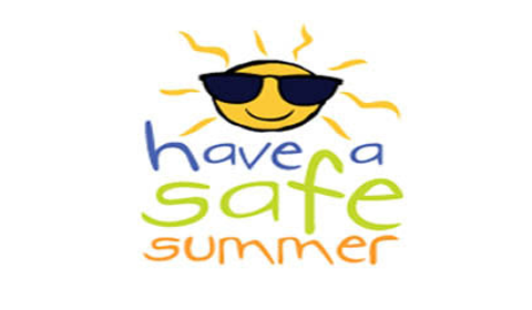 Stay Safe this Summer